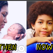 Remember Little Isio Who Was Born Via In Vitro Fertilization 8 Years Ago? See How Grown He Is Now