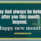 Enter The Month Of March Saying This Prayers