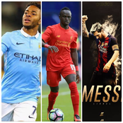 Top 5 Unstoppable Wingers in Europe Right Now, Sadio Mane Is No3 Who Is No1.