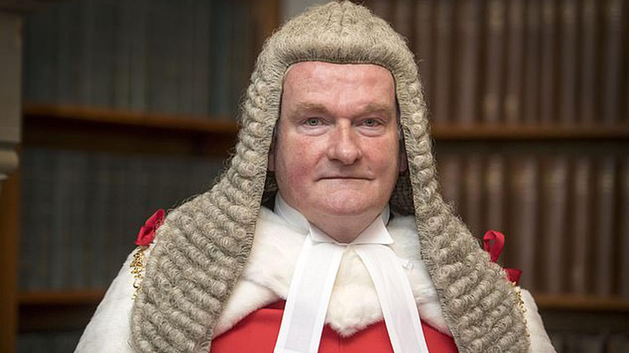 Trial juries should be cut in numbers to clear crown court backlog, Lord Chief Justice says with some trials listed for 2023