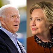 After Joe Biden got sworn in as President Of the U.S., see What Hilary Clinton said