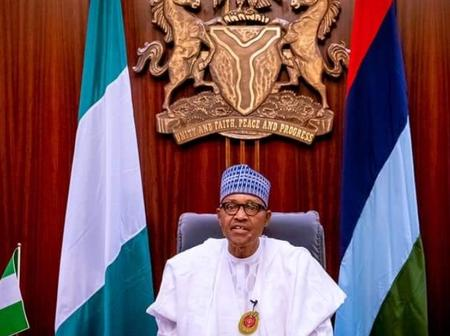 Today 1st Of January 2021, Read The First Statement President Muhammadu Buhari Made On Social Media