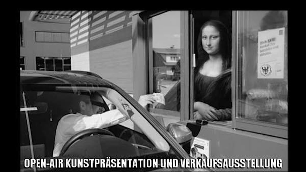 Ludwigshafen: Art Drive In am Sonntag, 08. August 2021