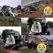 Sad - Terrible Accident Happens In Suhum