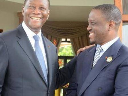 Pendant que l'opposition se mobilise au Félicia, Ouattara se fait ovationner chez Guillaume Soro