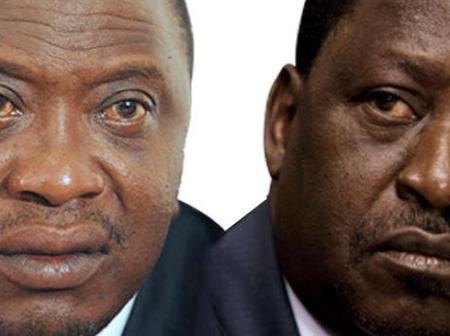 Reasons Why Uhuru Kenyatta And Raila Odinga Had Agreed to Put Away Their Differences.