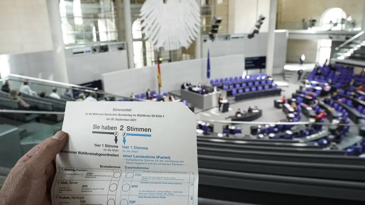 Bundestagswahl 2021: Alle Informationen zur Wahl, Wahlprogramme & Ergebnissen