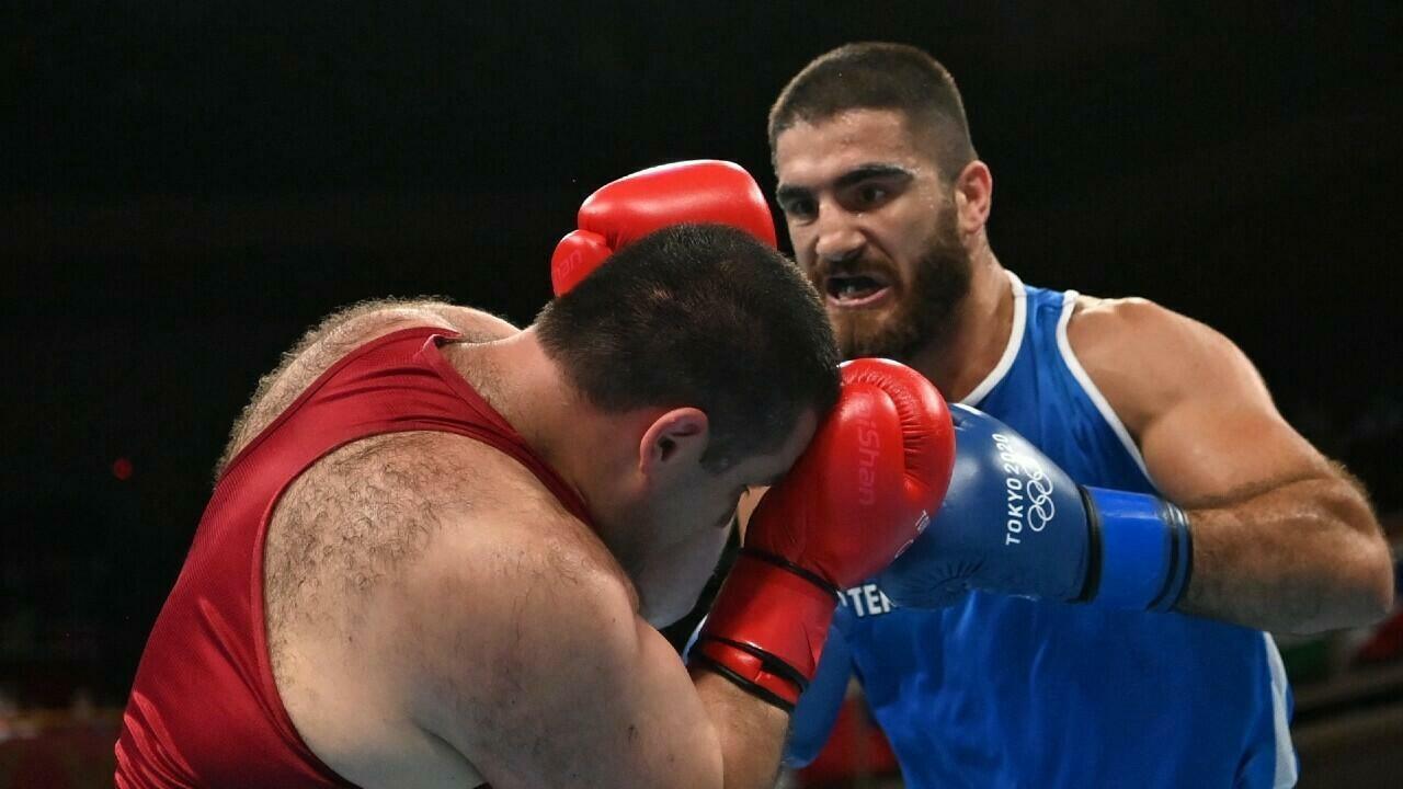 Tokyo 2021 : Mourad Aliev, un boxeur venu de Russie en camion