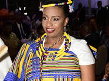 Nomazizi Mtshotshisa Cyril Ramaphosa Wife Opera News South Africa