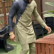 Do you know that our men are fashionable beings? Check these styles