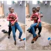 I Want To Do This To My Bestie- See What This Dude Did To Her That Got People Talking