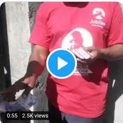 Itumbi Leaks Videos of Alleged Voter Bribery by Jubilee Official in Nakuru