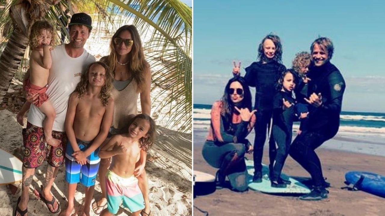 Jodi Albert missing 'Bajan friends & family' as she shares snap with family