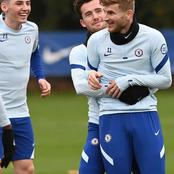 Check out what Timo Werner says he does anytime Billy Gilmour talks to him