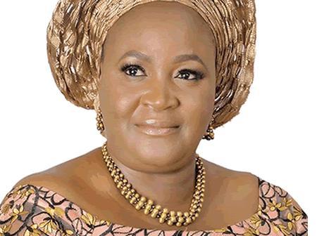 Meet Barrister Mary Ekpere-Eta, The Outgoing DG Of The National Center For Women Development