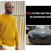Tunde Ednut Reveals The Car He Wants To Give To One Of His Loyal Fans
