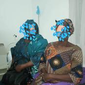Le maire Cissé Ibrahim Bacongo vient en aide à 2 femmes de sa commune