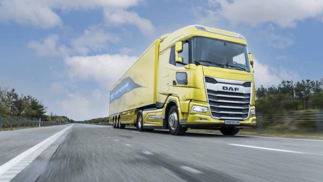 DAF LF45 Camions et porteurs (modèles non précisés)