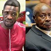Bobi Wine Left Out of a High-Profile Meeting of Opposition Leaders with President Yoweri Museveni