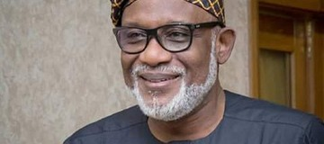 See The 3 Reasons Governor Akeredolu Will Emerge APC Flagbearer If The Indirect Primary is adopted