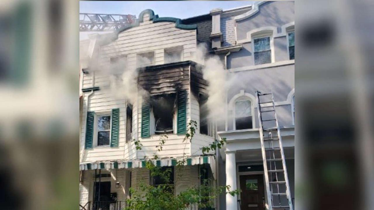7-Year-Old Girl Who Died After DC Row House Fire Identified