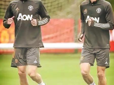PSG Could Be In Trouble As Manchester United New Signings Have Started Training