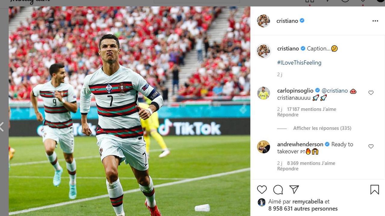 UEFA Euro 2020 - Les équipes et les joueurs les plus populaires sur les réseaux sociaux