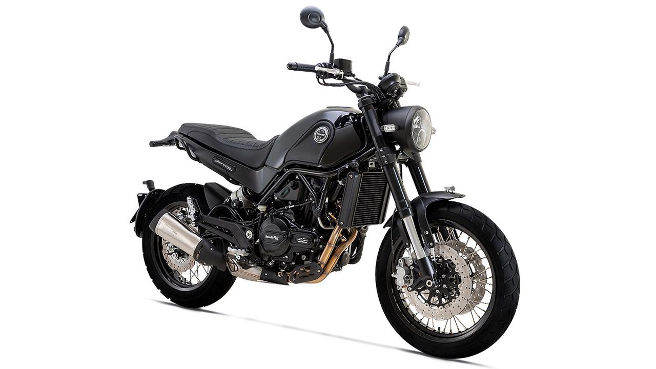 Leoncino Trail Joins Benelli Motorcycles USA Lineup