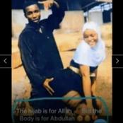 See A Picture Of A Muslim Sister And Her Boyfriend That Makes youMe Cry