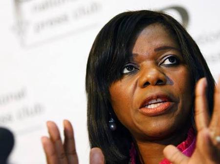 Thuli Madonsela Defends A