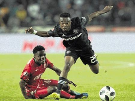 Orlando Pirates will give many teams nightmares & headaches with this lightning quick combination?