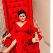 Fashion Queen. Photos of Mercy Aigbe Slaying in Red outfit vs Yellow outfit