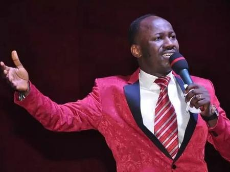After Saying He Prayed COVID-19 Shouldn't End, Apostle Suleman Defends Himself