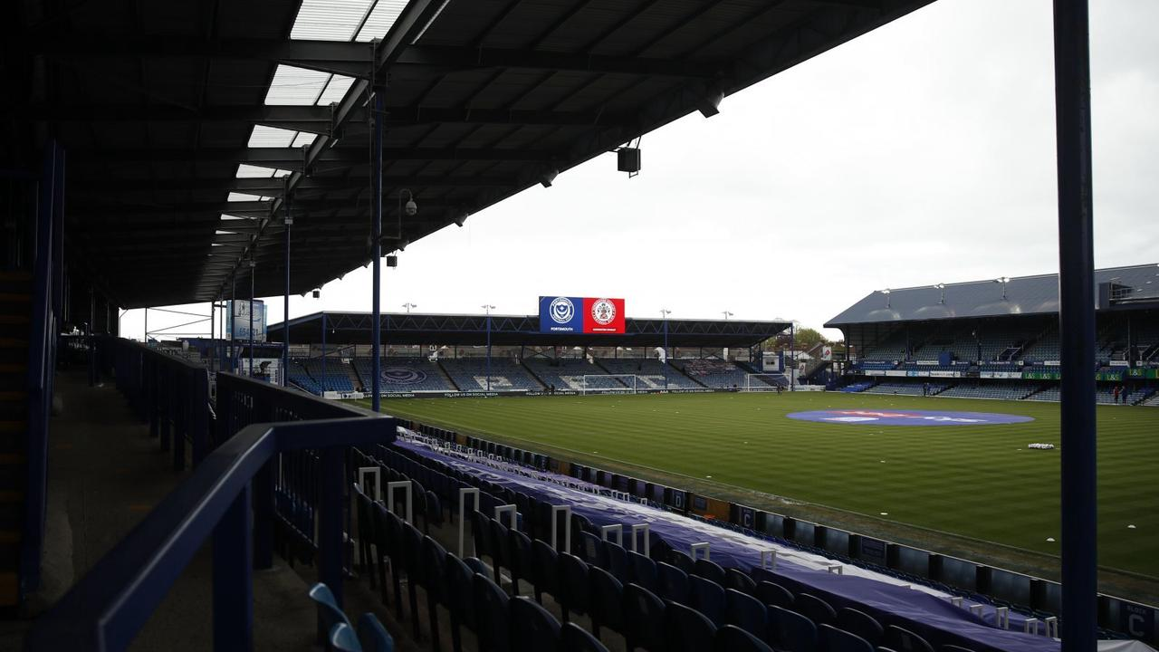Portsmouth man emerges as transfer target for League Two club