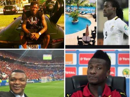 5 Ghanaian football players who own businesses outside football