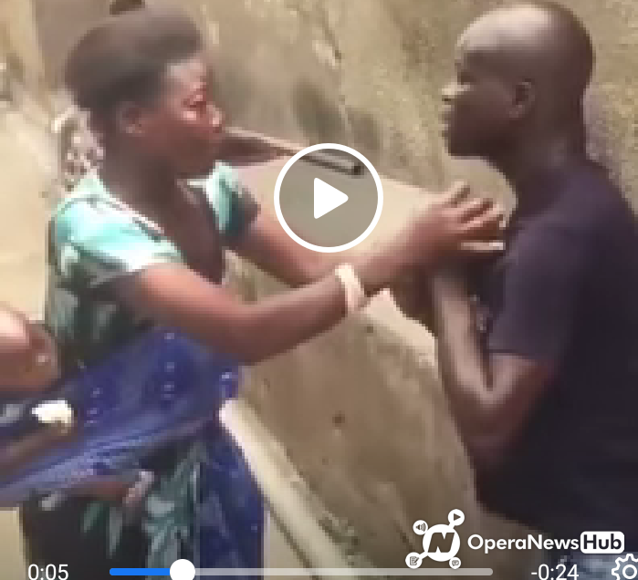Husband her wife beating Video shows