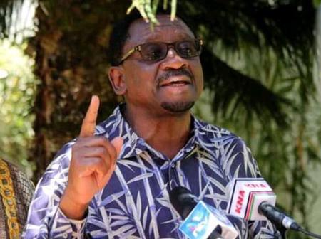 What James Orengo Told John Mbadi and Junet Mohamed Over BBI Implementation