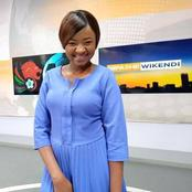 Do You Know Citizen TV's Sign Interpreter Youla Nzale? She Is Neither Deaf Nor Dumb!