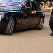 Revealed: Meet The Man Behind Nairobi's Most Expensive Wedding Convoys