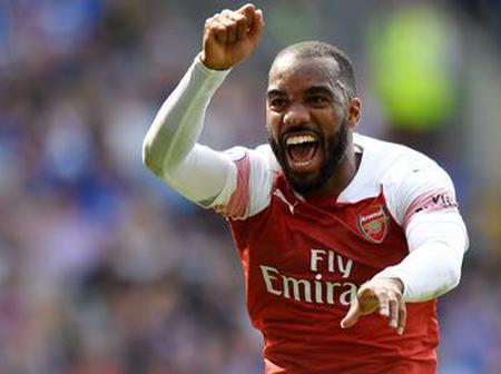 Arsenal renverse Tottenham à l'Emirates Stadium, grâce à A. Lacazette