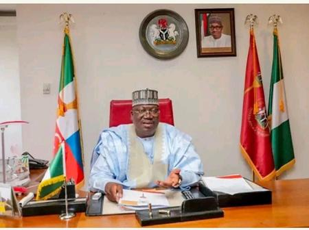 Ahmad Lawan: Ignore Senators' Jumbo Pay, Focus On Our Work (Details)