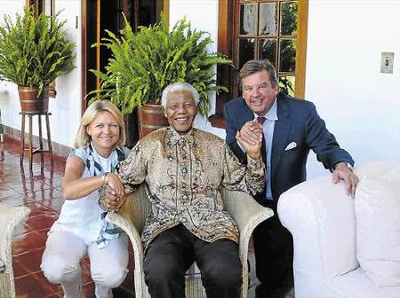 Opinion: Since Mandela Has Passed Away, Rupert Has Now Become Father Of The Nation...