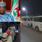 See What Gov Matawalle Said After Jangebe Girls Were Released From Captivity That Got Reactions
