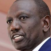 Munya Fires Back To Ruto For Claiming Uhuru's Projects
