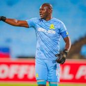 BREAKING: Mamelodi Sundowns goalkeeper has announced his retirement