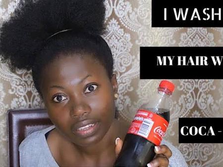 If You Wash Your Hair with Coca-Cola- This Will Happen!