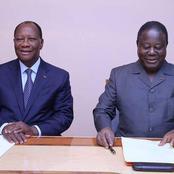 Reprise du dialogue politique entre Alassane Ouattara et Henri Konan Bédié : c'est pour quand ?