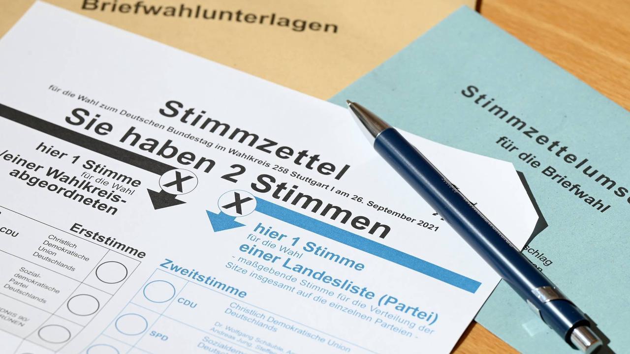 Bundestagswahl in Dormagen: Fast 40 Prozent haben Briefwahl beantragt