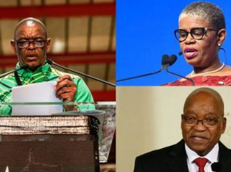 ANC Members' Fates Remain Unclear as 30 Day Step Aside Rule Lingers