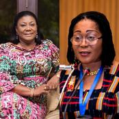 Between Lordina Mahama And Rebecca Akufo-Addo Who Styles It Best In African Wear As First Lady?